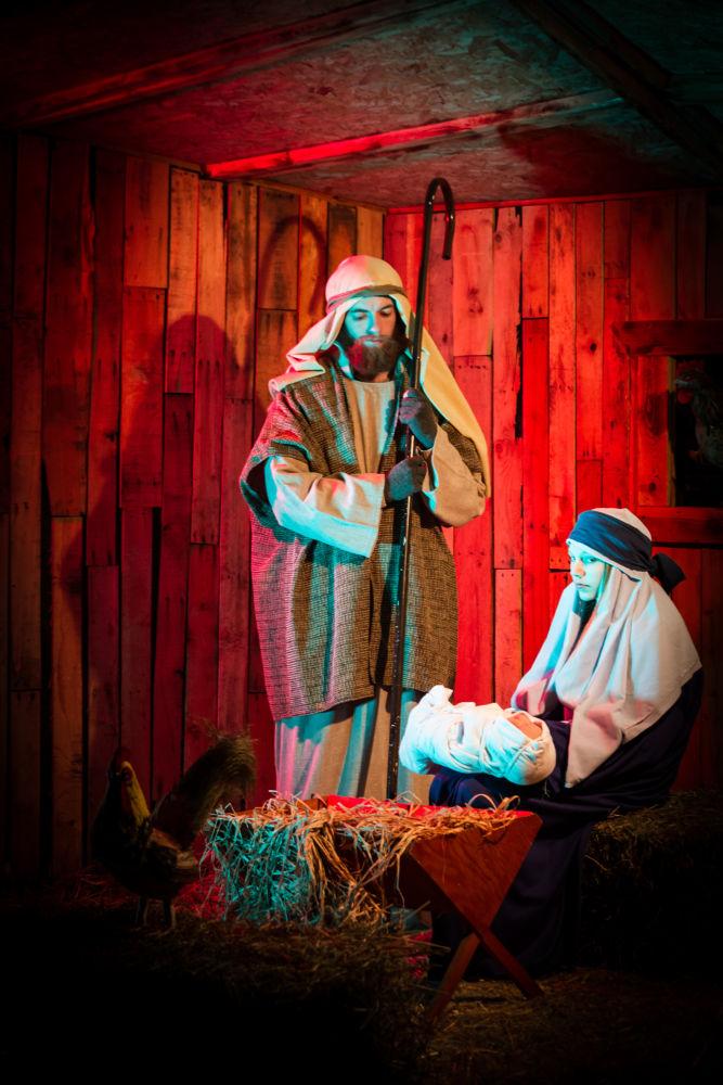 Live Nativity by hconfer