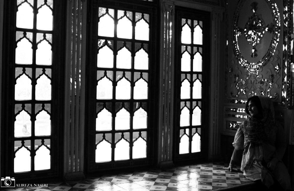 golestan palace by alireza naseri