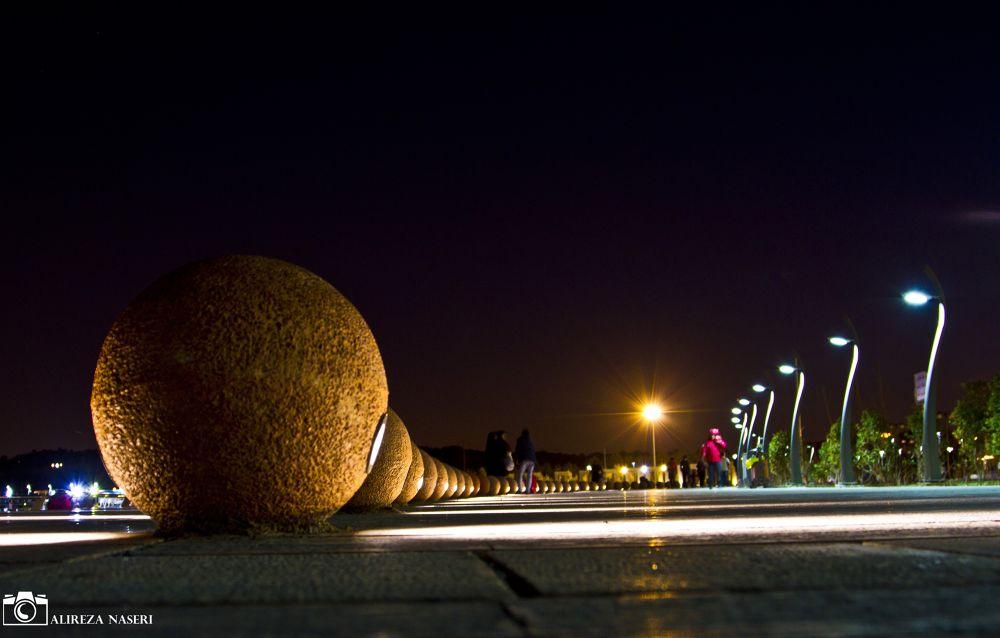 tehran park by alireza naseri