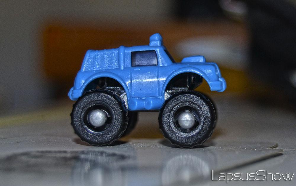 Coche de juguete  by LapsusShow