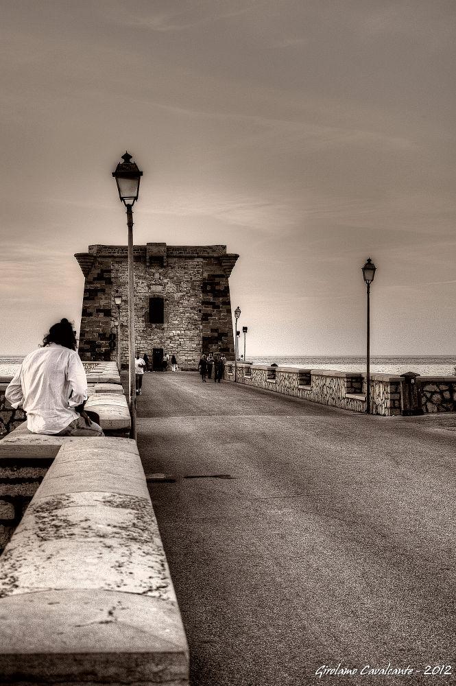 town ending point by GiroPhoto - Girolamo Cavalcante