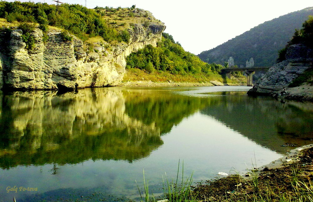 End Wonderful Rocks - Lake Tsonevo by Galq Fo-teva