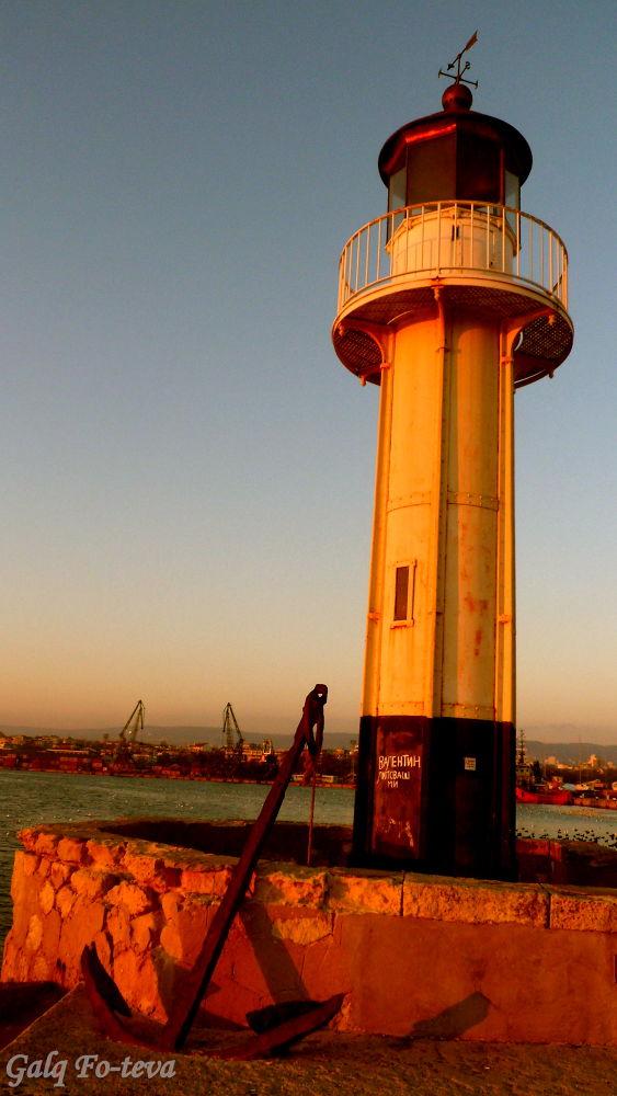 Port - Varna, Bulgaria by Galq Fo-teva