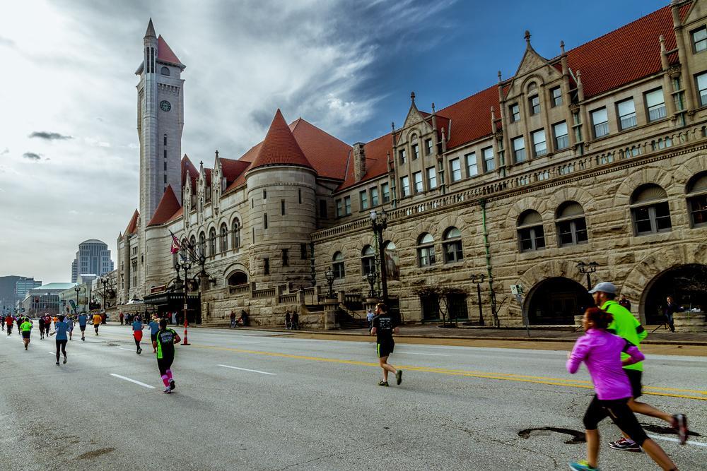 Saint Louis Marathon by claudioturrin77