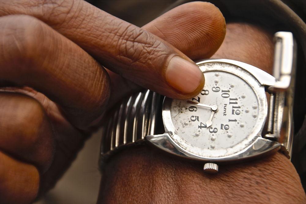 Photo in Random #watch #braille