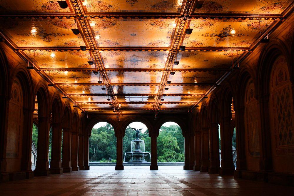 Central Park by VAMPhotography