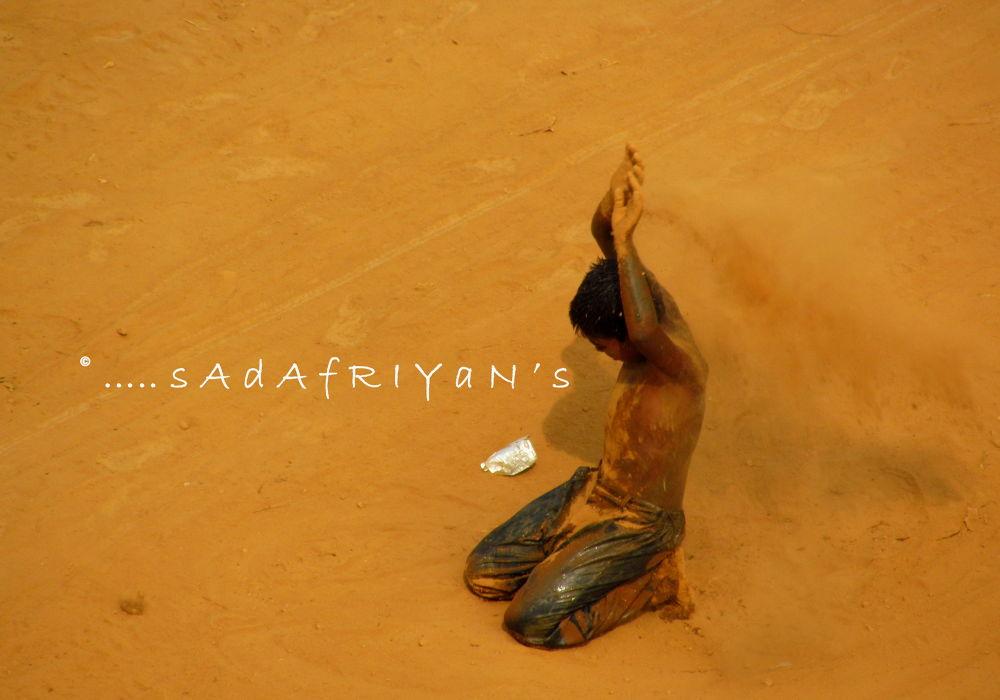dust in the wind by sadafriyan