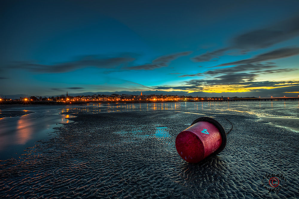 Ryde Red 4  by English Landscapes