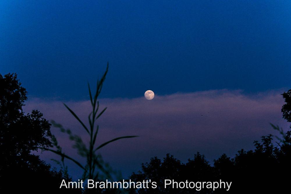 Full Moon by abrahmbhatt2