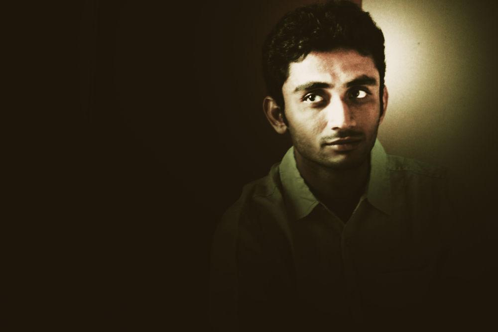 The Man who can not die. #Amit brahmbhatt by abrahmbhatt2