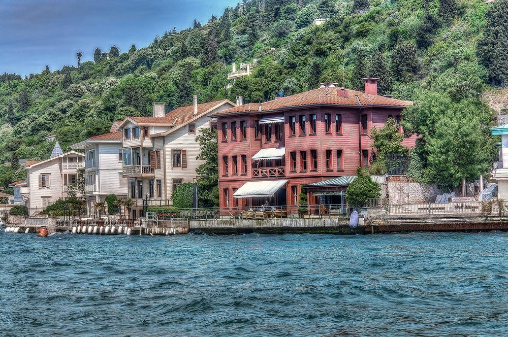 The Bosphorus by atameratasoy