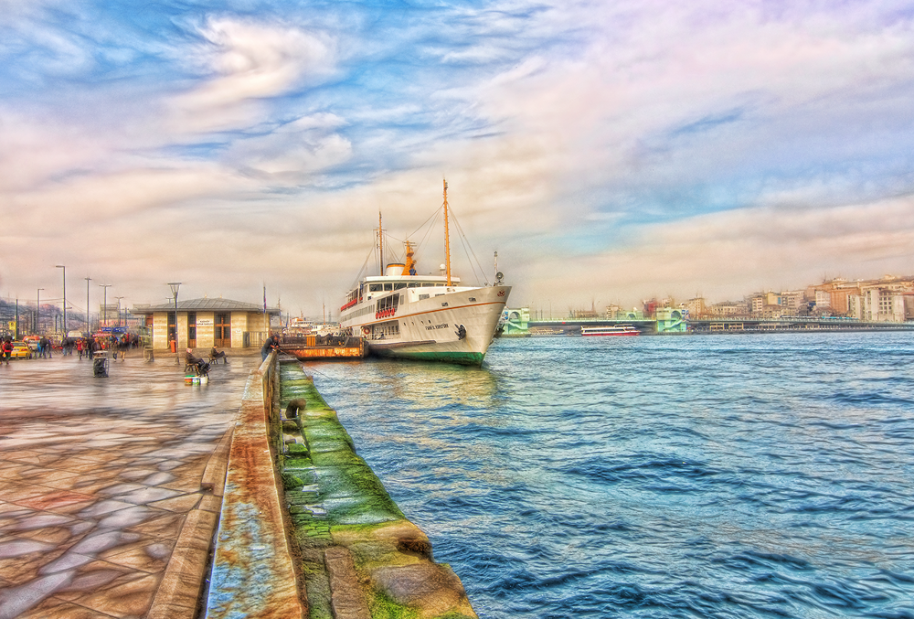 İstanbul turkey by atameratasoy