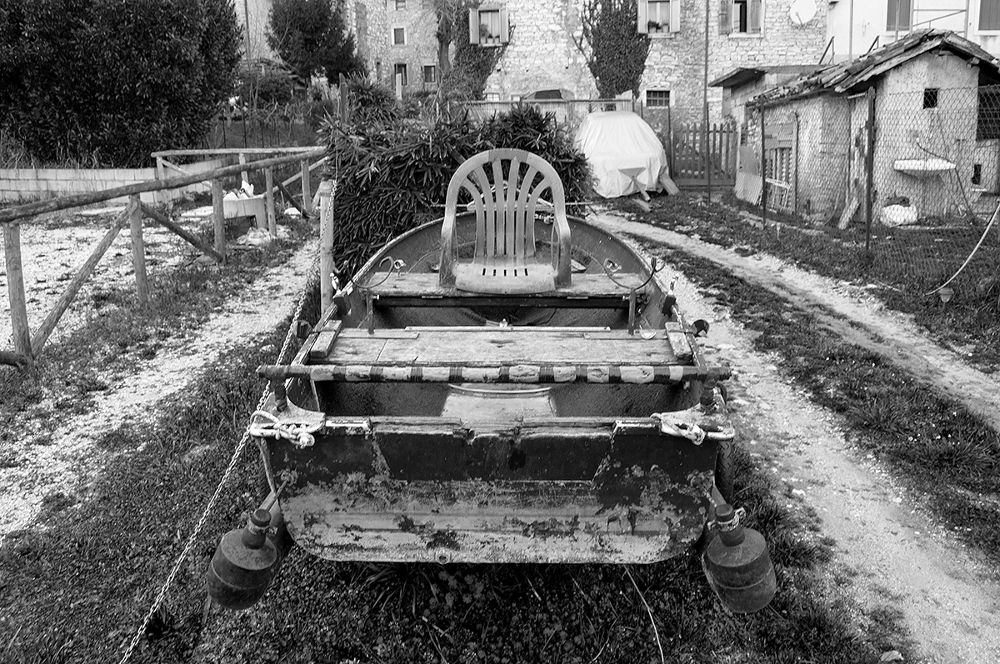 chairboat by Amerigo