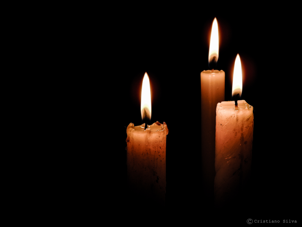 Candle by Cristiano