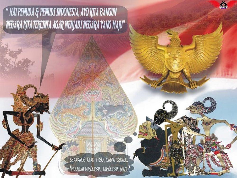 Photo in Random #wayang #indonesia