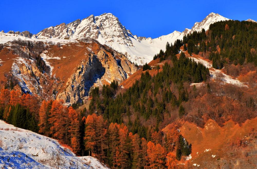 Le Rognaix   Savoie France by Pierre