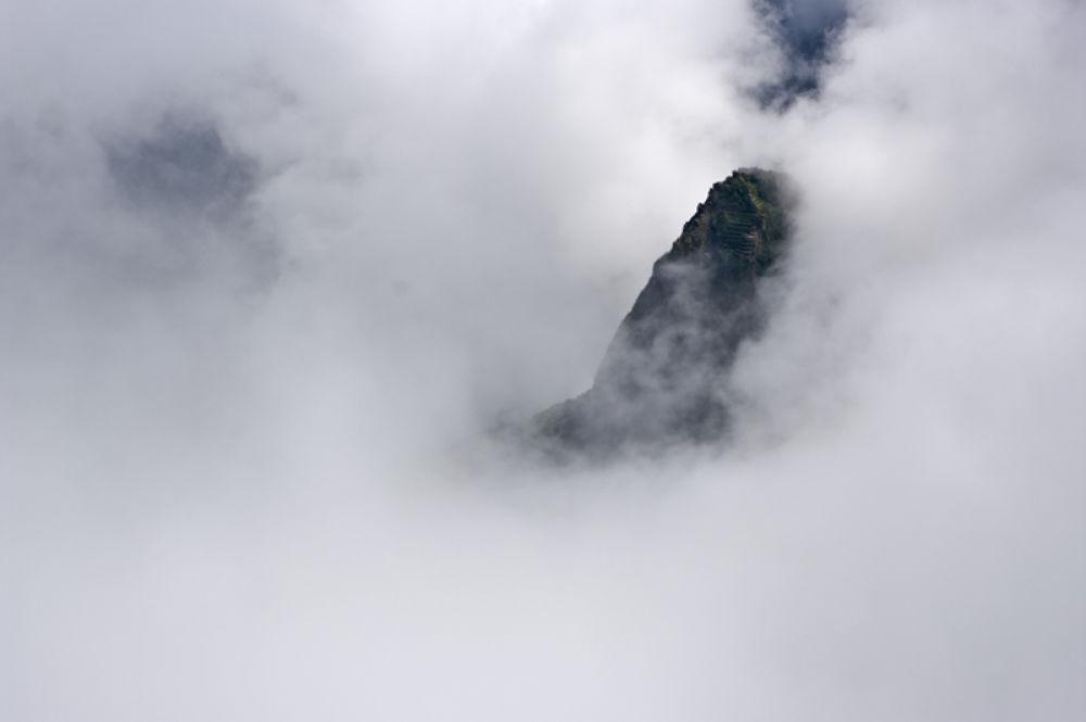 Morning Machu Picchu by Ales Tvrdy