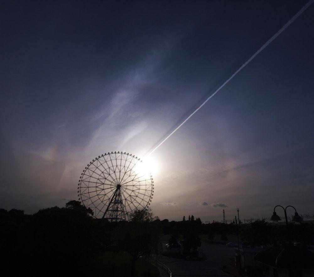 0007-CONTRAIL♯01 by MAYAKO  Kajiyama