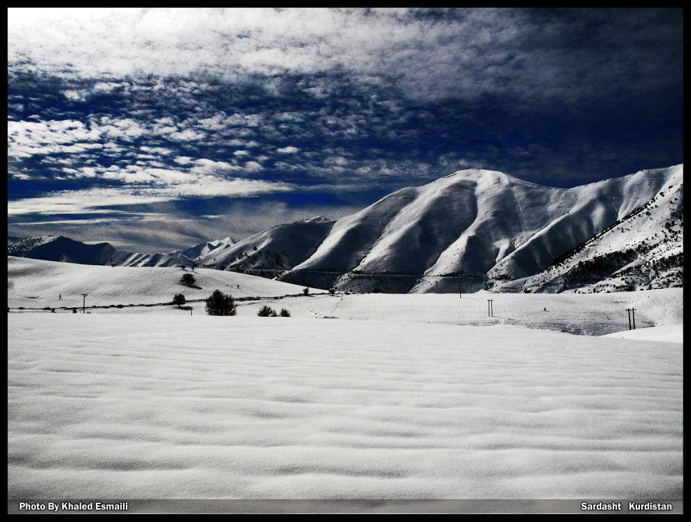 The White Plains by KhaledEsmaili