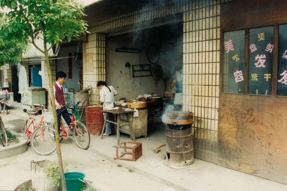 Zhejiang_Xikou_Village-102 by Arie Boevé