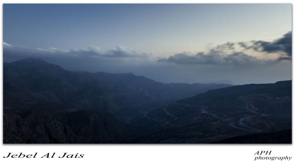 Jebel Al Jais by arshadphamza