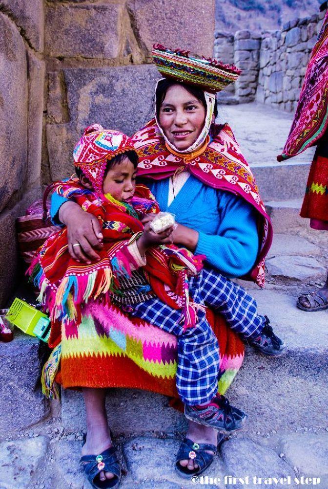 Peru, Pisac by Zdenko Somorovsky