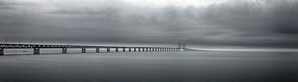 The bridge to infinity by Alexander Arntsen