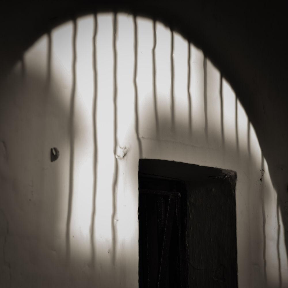 Prison Wall by sommukherjee