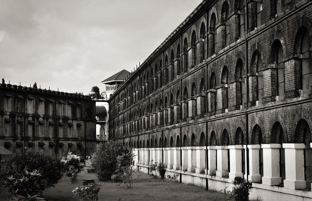 Cellular Prison by sommukherjee