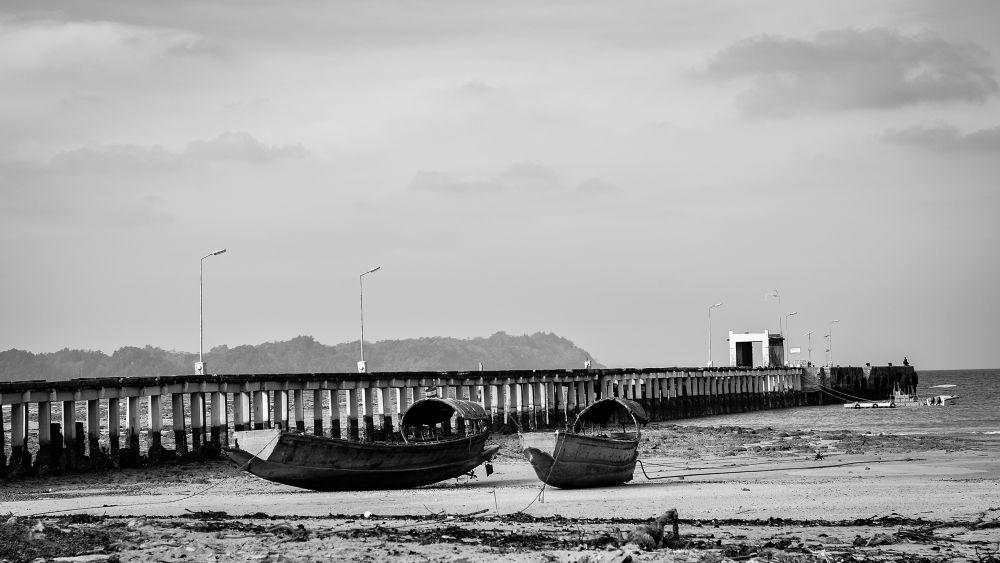 The Bridge by sommukherjee
