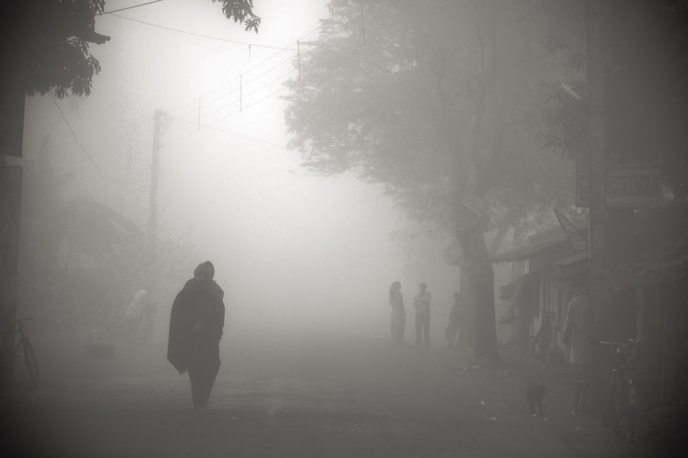 Moring Walk by sommukherjee