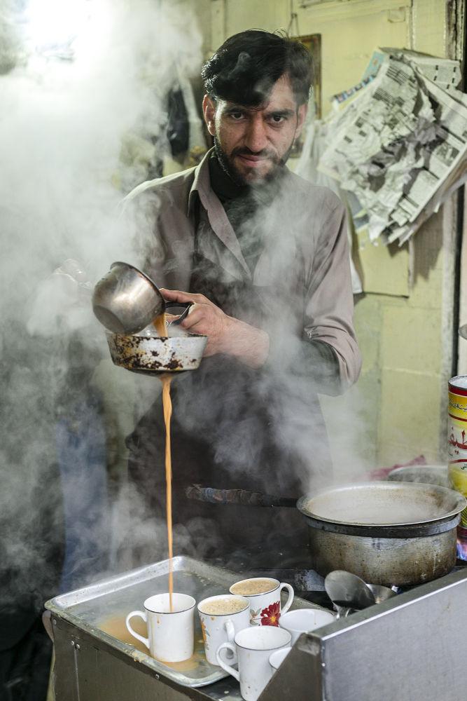 Steamy Kitchen by Ahmed Sajjad