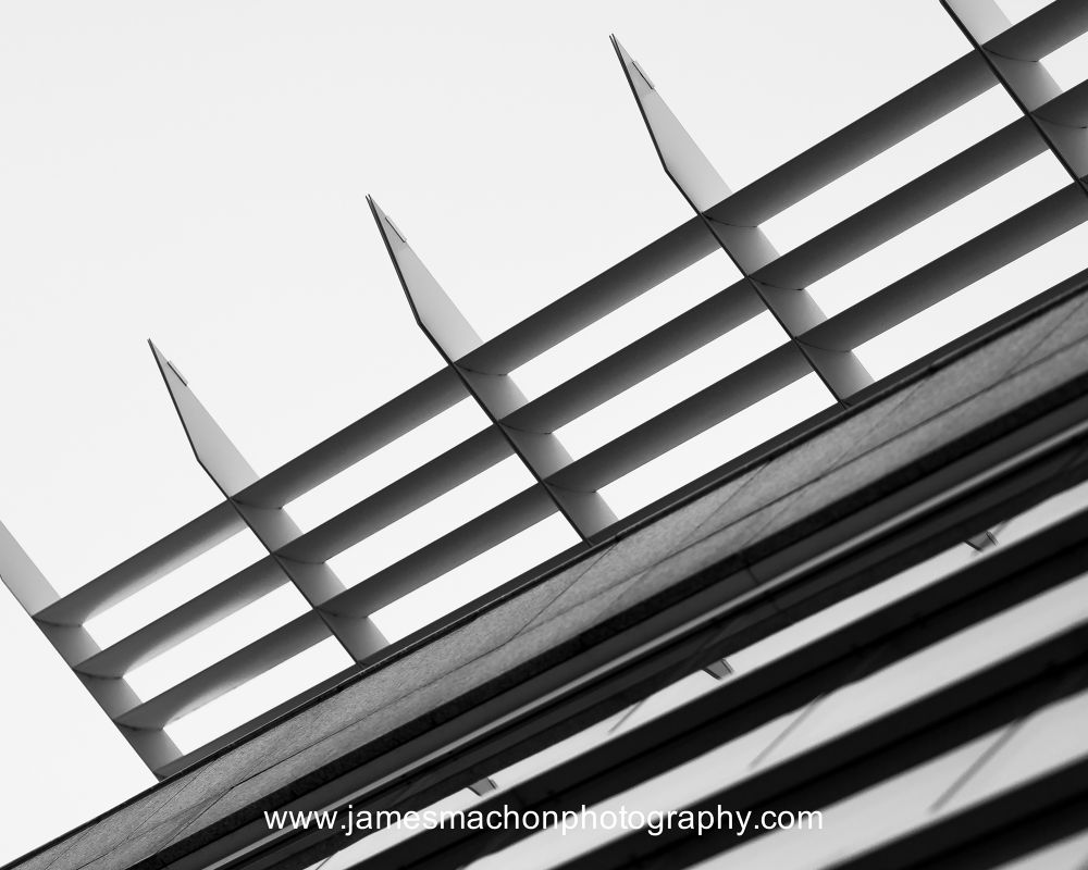 Razor Roof by James Machon Photography