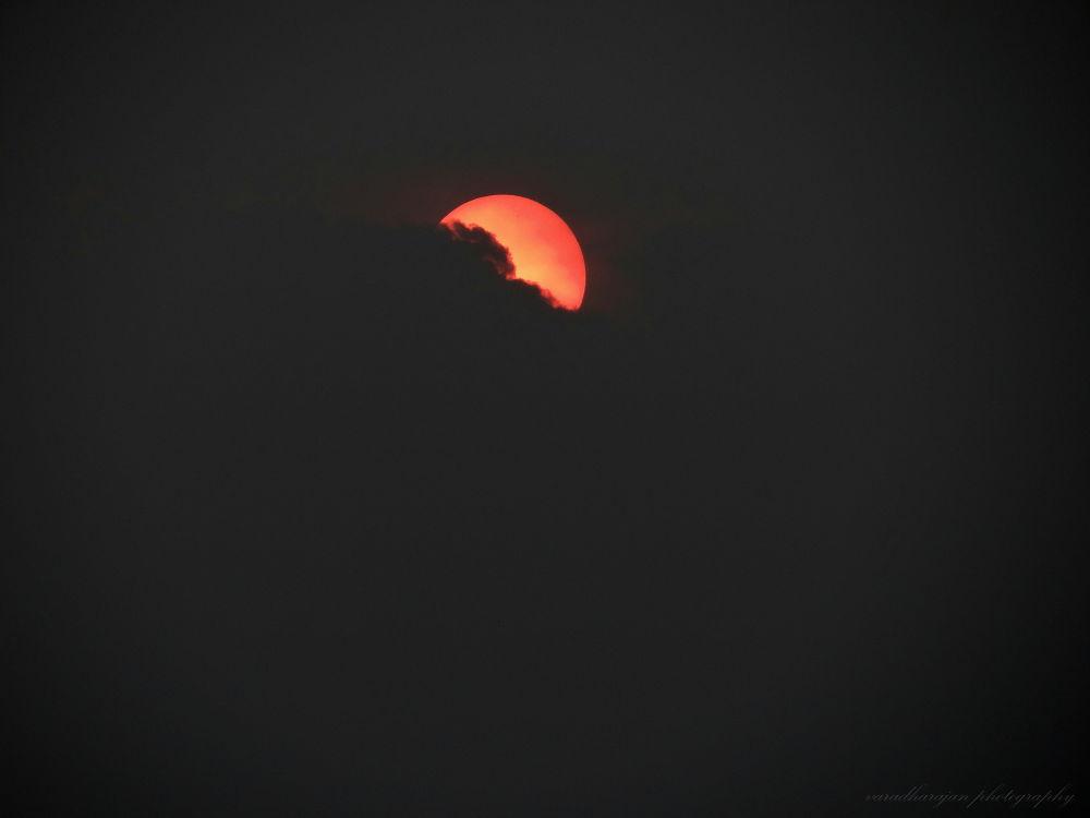 sun set by varadharajan90