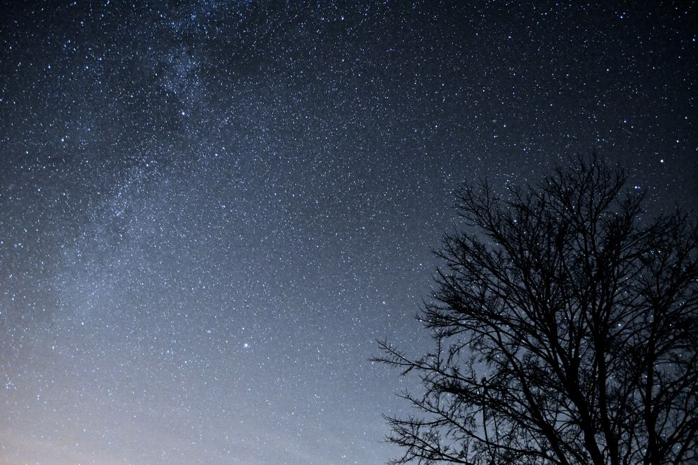 Part of the Milky Way by Martin Jaczek