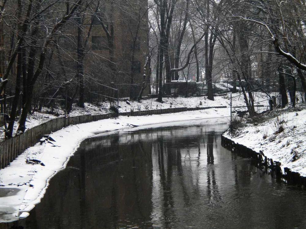 A River Runs Through It by Corey Black
