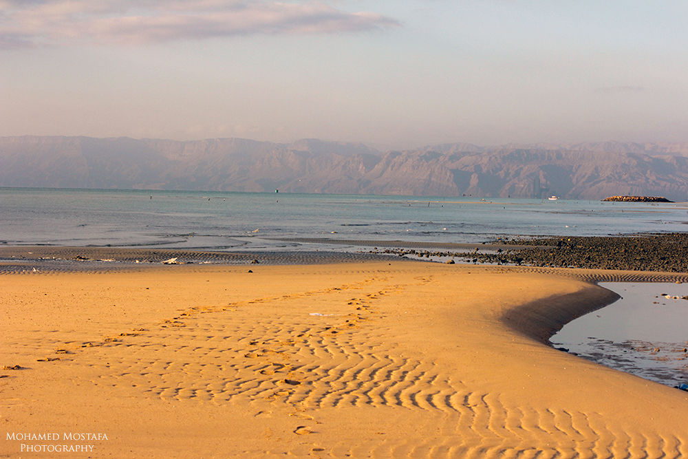 Sand. sea, and mountains by Mohamed Mostafa Photography