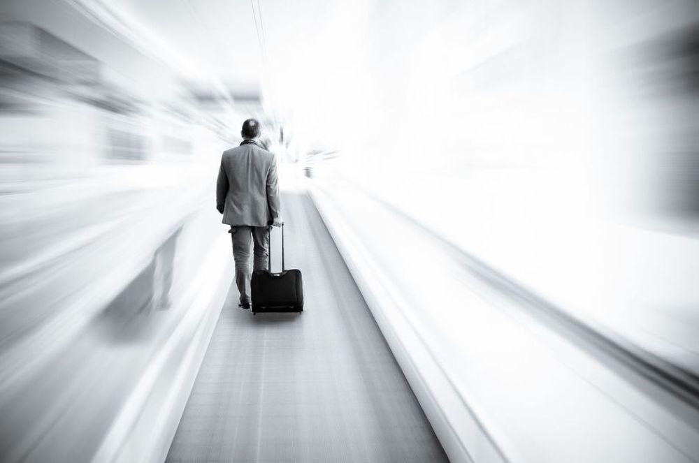 traveler  by lucianlirca
