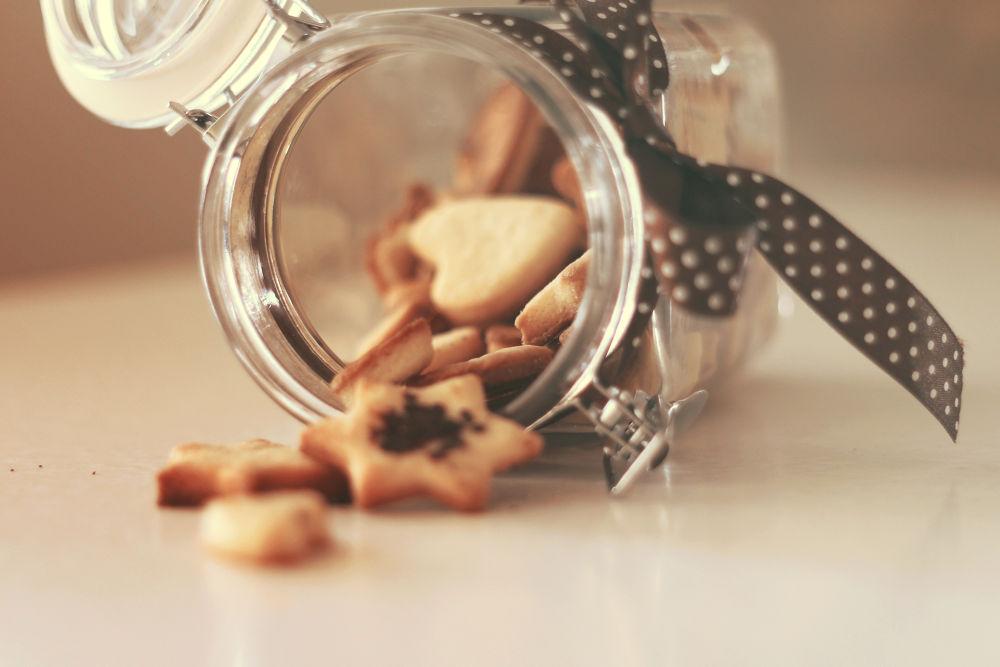 Cookie jar  by MajaGrilj