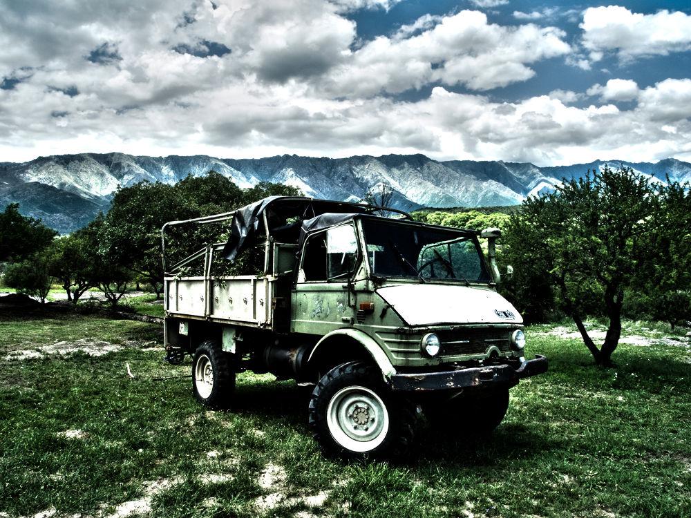 Truck by Carlos Guglielmelli