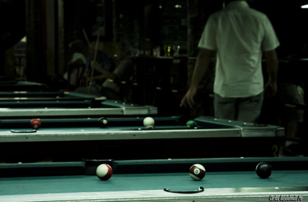 Pool by Carlos Guglielmelli