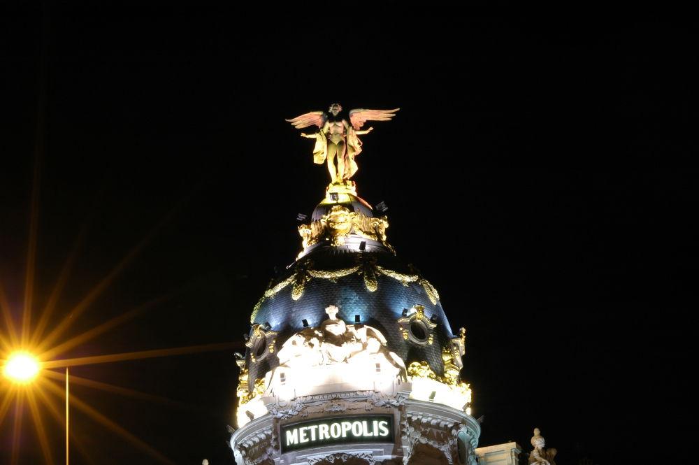 Metropolis by David_Gonzalez