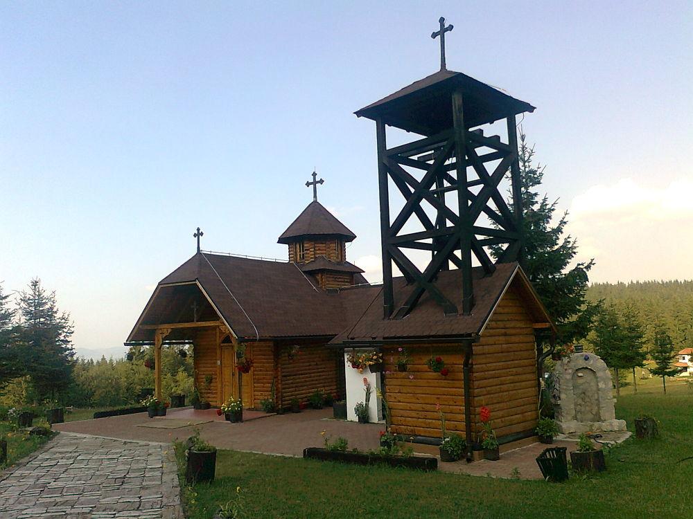 Црква Св.Козме и Дамјана на Златару by vesnaspajic
