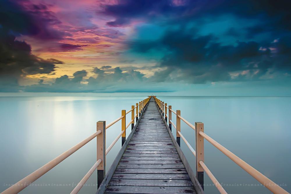My Sunrise by Irawan