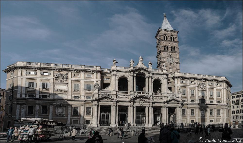 Costruzioni Romane by Paolo Manca