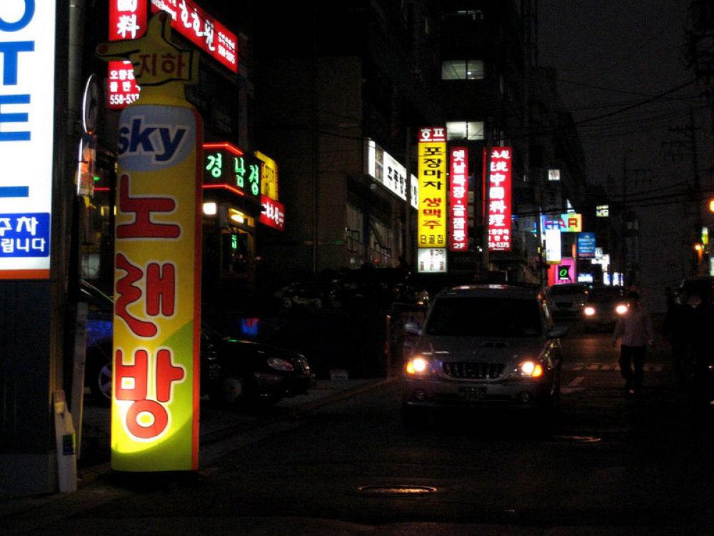 Seoul_at_Night-116 by Arie Boevé