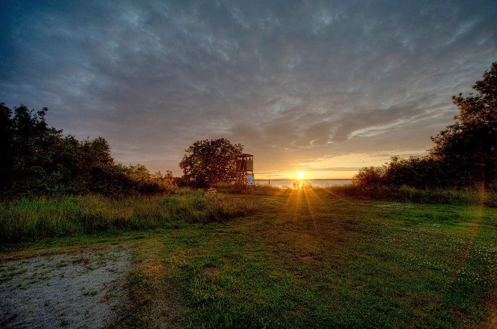 Sunset by Carsten Kopp