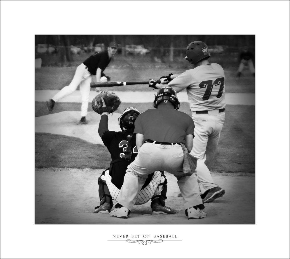 Baseball by MladenKesic