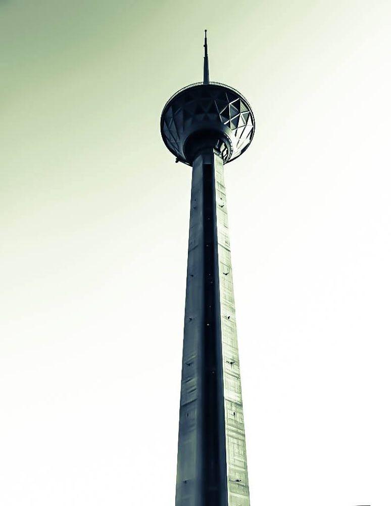 Milad Tower by mina hajihossiny