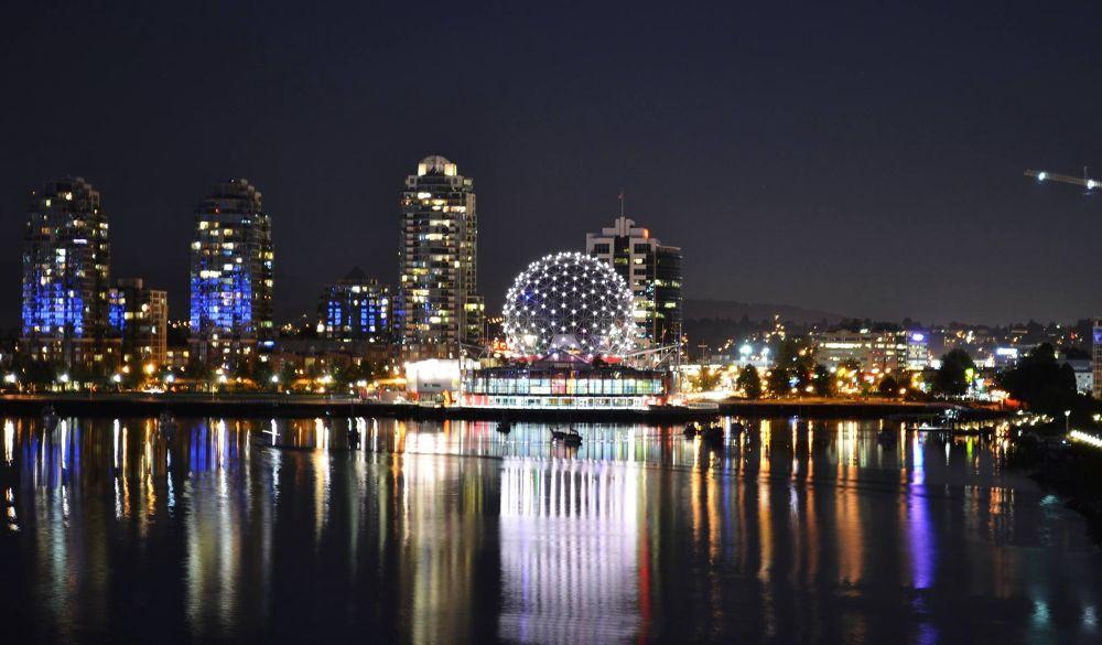 Eastside Vancouver Science World by John Nijjar